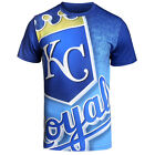 FOCO MLB Men's Kansas City Royals Big Logo Tee on Ebay