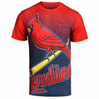 FOCO MLB Men's St. Louis Cardinals Big Logo Tee on Ebay