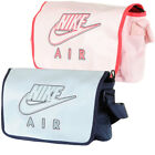 Nike Air Athletic Side Shoulder Cross Body Messenger Flight Sports Bags  Mens...
