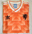 1988 Netherlands Home Football Soccer Shirt Jersey Retro Vintage Holland Classic <br/> UK SELLER , FAST SHIPPING   GREAT VALUE