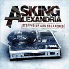 Stepped Up And Scratched Asking Alexandria Audio CD