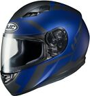 HJC CS-R3 Faren - Full-Face Street Motorcycle Helmet - Satin Finish Blue