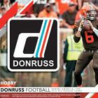 2019 Donruss NFL Football INSERT cards Pick From List (Multiple versions) on eBay