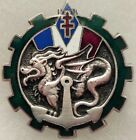 FRENCH SOUTH VIETNAM TRANSPORT COMMAND BADGE INDOCHINA (DOM) 1948