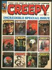 CREEPY Magazine #48 Incredible Special Issue Oct 1972 BEST IN HORROR! LS