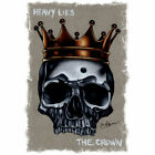 Heavy Lies The Crown by Jeff Saunders Rolled Canvas or Paper Wall Art Print