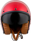 Scorpion Belfast Retro Open Face 3/4 Helmet Motorcycle Street Bike