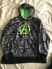 Marvel Avengers Hoodie Youth Large 10/12