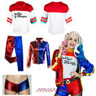 Adults/Kids Halloween Suicide Squad Harley Quinn Cosplay Costume Fancy Dress fq8 £12.99 GBP on eBay
