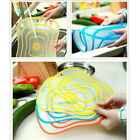 1Pcs Chopping Resin Clear Cutting Mats Board Kitchen Coded Slicing Mat Pad