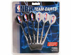 Set of 6 NBA Charlotte Bobcats Steel Tip Darts & Flights with NBA Logo on eBay