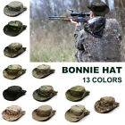 Men Camouflage Tactical Cap Outdoor Sports Sun Bucket Fishing Hiking Hunting Hat