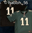 Carson Wentz Philadelphia Eagles MENS Black / Green Jersey $34.99 USD on eBay