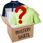 Mystery Golf Polo Shirts (2-Pack), Brand New