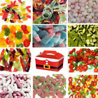 Haribo Sweets 600g Gift Box Christmas Choose Three Sweet Types Stocking Fillers