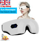 Digital Electric Eye Massager Air Pressure Care Alleviate Head Stress Relief