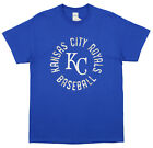 Zubaz MLB Men's Kansas City Royals Circle Logo Cotton T-Shirt on Ebay