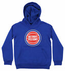 Outerstuff NBA Youth Detroit Pistons Primary Logo FLC Hoodie on eBay