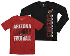 NFL Youth Arizona Cardinals Fan Two Piece Performance T-Shirt Combo Set $29.99 USD on eBay