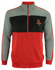 OuterStuff NBA Youth Houston Rockets Performance Full Zip Stripe Jacket on eBay