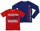 MLB Youth Philadelphia Phillies Fan Two Piece Performance T-Shirt Combo Set on Ebay