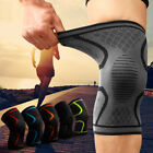 1x Knee Sleeve Compression Brace Sports Weight Lifting Gym Joint Pain Knee Wraps $5.68 USD on eBay