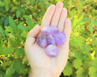 Amethyst Tumbled Stones LARGE: Choose How Many Pieces (A Grade Tumbled Amethyst)