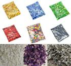 100Pcs Round Resin Buttons for Sewing Scrapbook DIY Crafts Decorations 7-15 mm