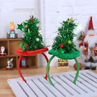 Christmas Tree Christmas Headband Head Hoop Party Dancing Home Decoration 32