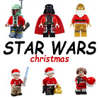 Star Wars Christmas New Year Vader Gifts Holiday Building Blocks Mini Figure Toy $1.89 USD on eBay