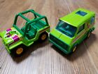 BUDDYL Made in Japan 2 minicars Superman Hulk THEINCREDIBLEHULK Out of print