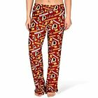 Forever Collectibles NFL Women's Washington Redskins Repeat Logo Comfy Pants $24.95 USD on eBay