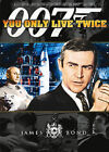 You Only Live Twice (DVD, 2007) Sean Connery James Bond Film $6.9 CAD on eBay