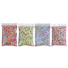 100g DIY Polymer Clay Fake Candy Sweets Sugar Sprinkles adornment Phone Shell Ge image
