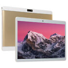 10 Inch Android Tablet PC Unlocked Phablet Dual Card Slot WIFI Game Movie Lot JD