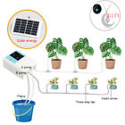 Intelligent Garden Automatic Watering Device Solar Energy Charging Water Pump