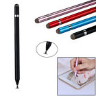 Universal Long Capacitive Stylus Screen Pen Writing Pencil For iPhone X/8/7/Plus