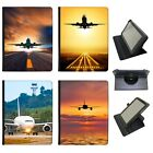 Azzumo Planes Aeroplanes  Airplanes PU Leather Case for the RCA Tablet