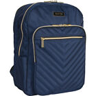 Best Computer Backpacks - Kenneth Cole Reaction Chevron Quilted Single Business Review