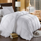 Ultra Soft All Season Quilted Hotel Down Alternative Comforter Reversible Fluffy image