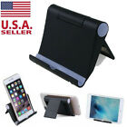 Foldable Cell Phone Desk Stand Holder Mount Cradle For iPhone Samsung Tablet US