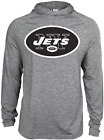 Zubaz NFL Football Men's New York Jets Tonal Gray Lightweight Hoodie $34.99 USD on eBay