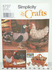Simplicity Craft Home Accessories Sewing Patterns - New, Uncut - U-Pick Lot #25