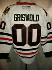 Clark Griswold 00 Christmas Vacation Movie Mens Hockey Jersey Stitched