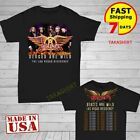 Aerosmith t Shirt Deuces are Wild Concert Tour 2019-2020 T-Shirt image
