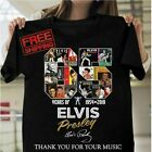 65 Years Of Elvis Presley Thank You For Your Music Men Shirt Best Gift For..