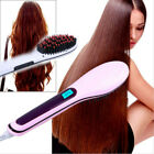 Electric Massager Tool Brush Lcd Monitor Hair Straightener Hairdressing Tool Hot