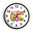What time is it? VIPKid Dino and Friends World Time Zone Wall Clock
