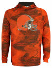 Zubaz NFL Cleveland Browns Men's Static Body Lightweight French Terry Hoodie $44.95 USD on eBay