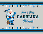 CAROLINA PANTHERS Style CHRISTMAS Photo Picture SANTA CLAUS PRINT 8x10 or 11x14 $6.95 USD on eBay